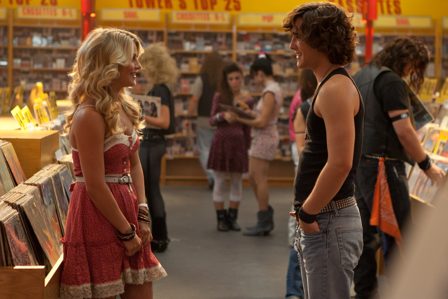 Diego Boneta Rock Of Ages Scenes