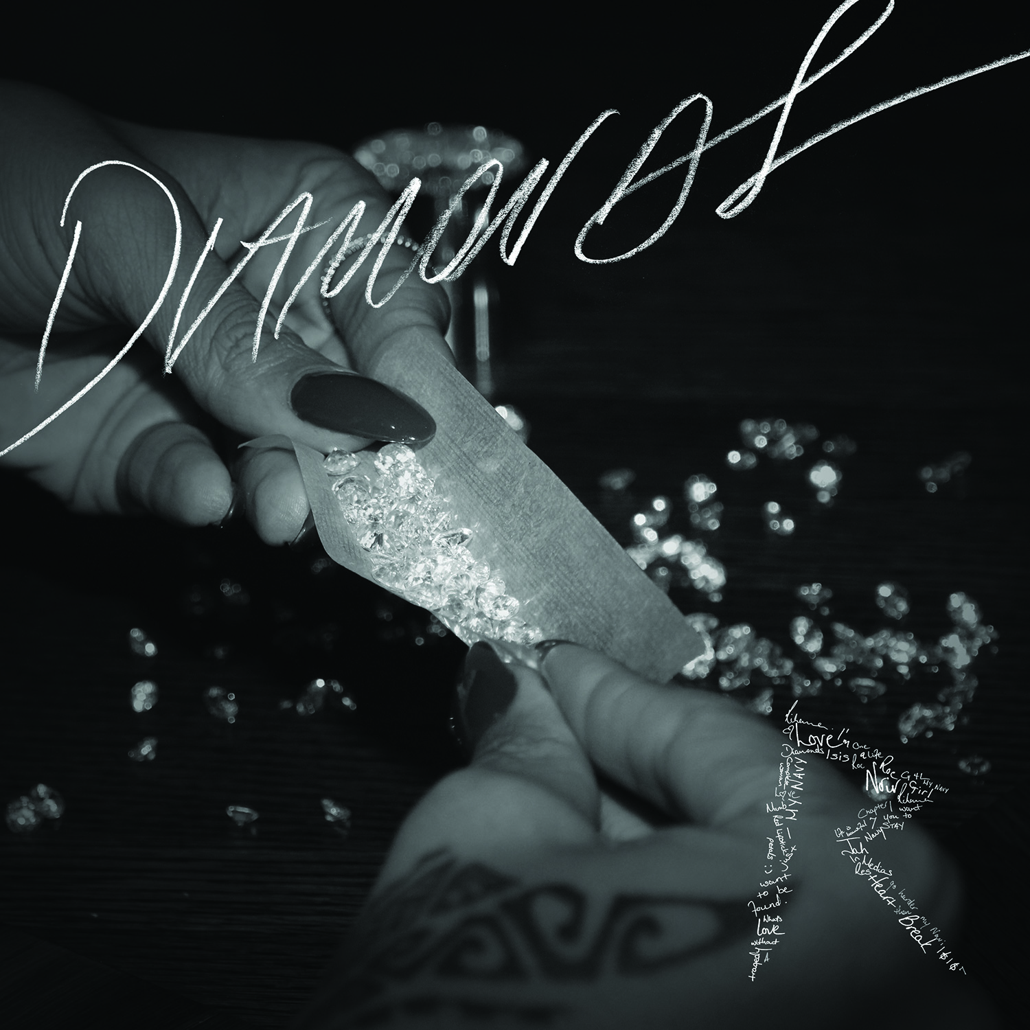 "Album Diamond: » RIHANNA REIGNITES WITH NEW SINGLE ""DIAMONDS"""