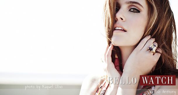 BELLO mag Zoey Deutch