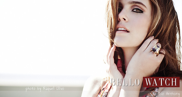 BELLO mag Zoey Deutch