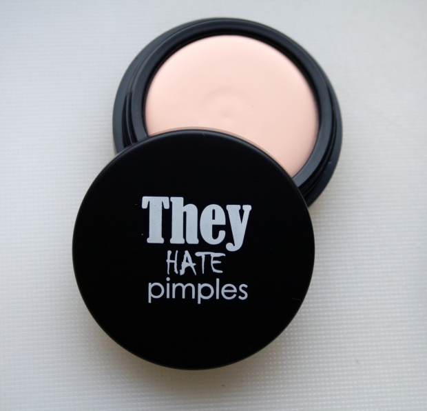 They Hate Pimples