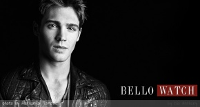 BELLO watch Steven R McQueen
