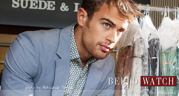 BELLO WatchTheo James