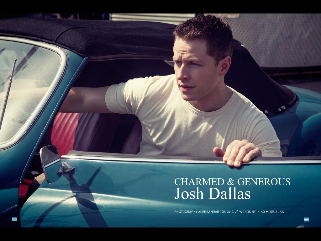 Josh Dallas