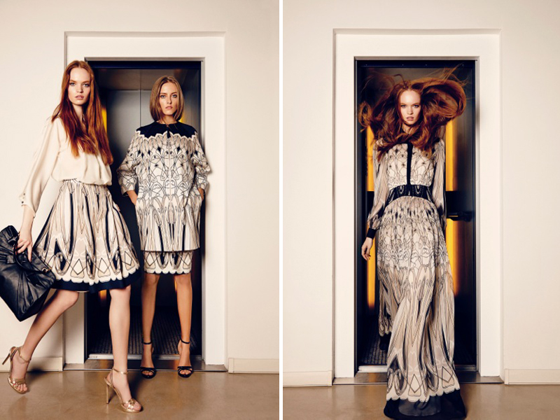 Blumarine Art Deco Capsule Collection Bello