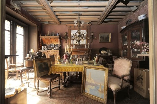 1942 'Time Capsule' Apartment Discovered In Paris