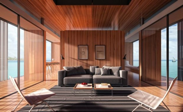 Customized-interiors-of-Floating-House-for-H2ORIZON