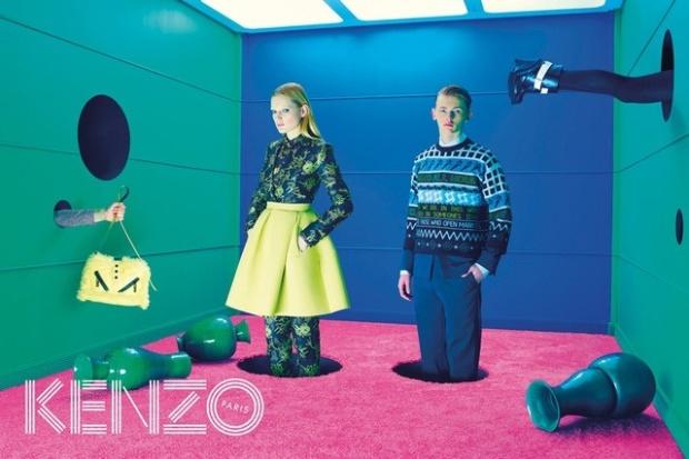 Kenzo-Fall-Winter-2014-Campaign