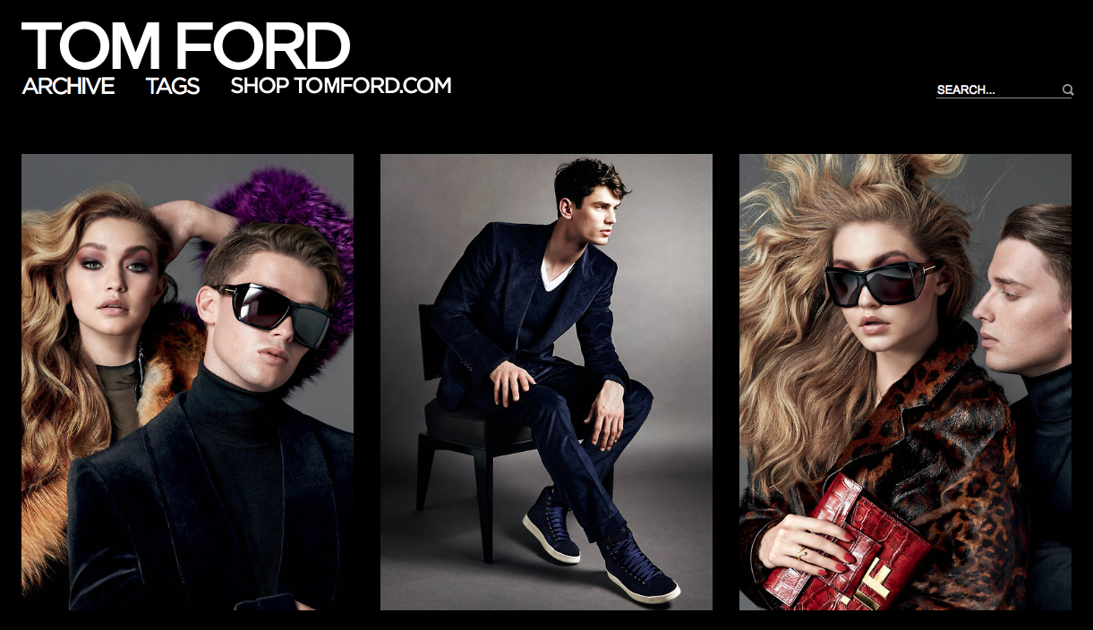 9ebfc612b32 More Images From Tom Ford AW14 Campaign