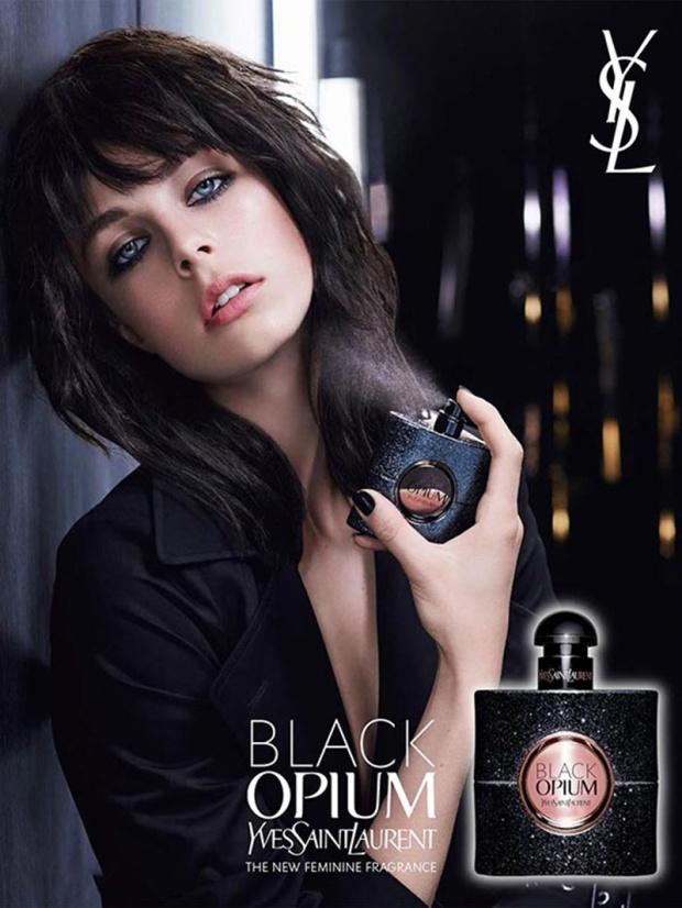 YSL-Black-Opium-Fragrance-campaign