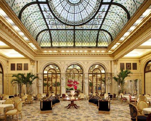 plaza hotel palm court